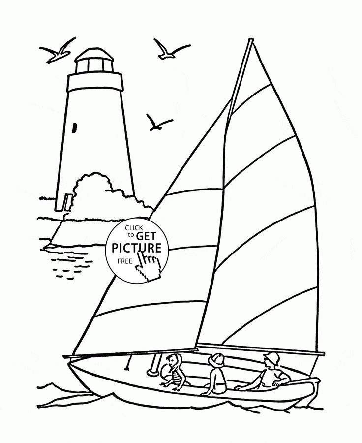 736x900 Real Submarine Coloring Page For Kids, Transportation Coloring