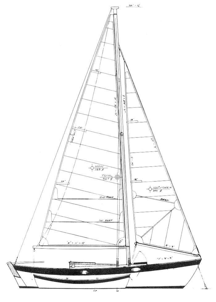 700x976 47 Best Sailboats 26'
