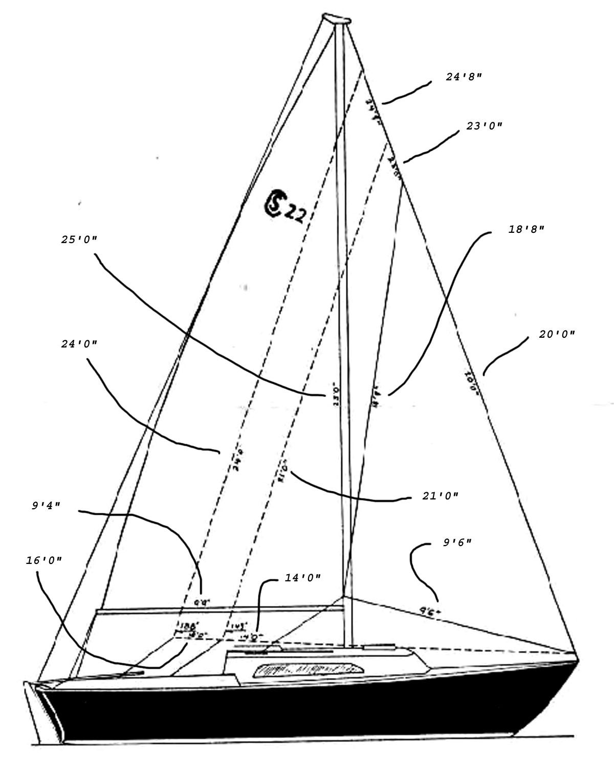 1200x1532 South Coast Sailboats