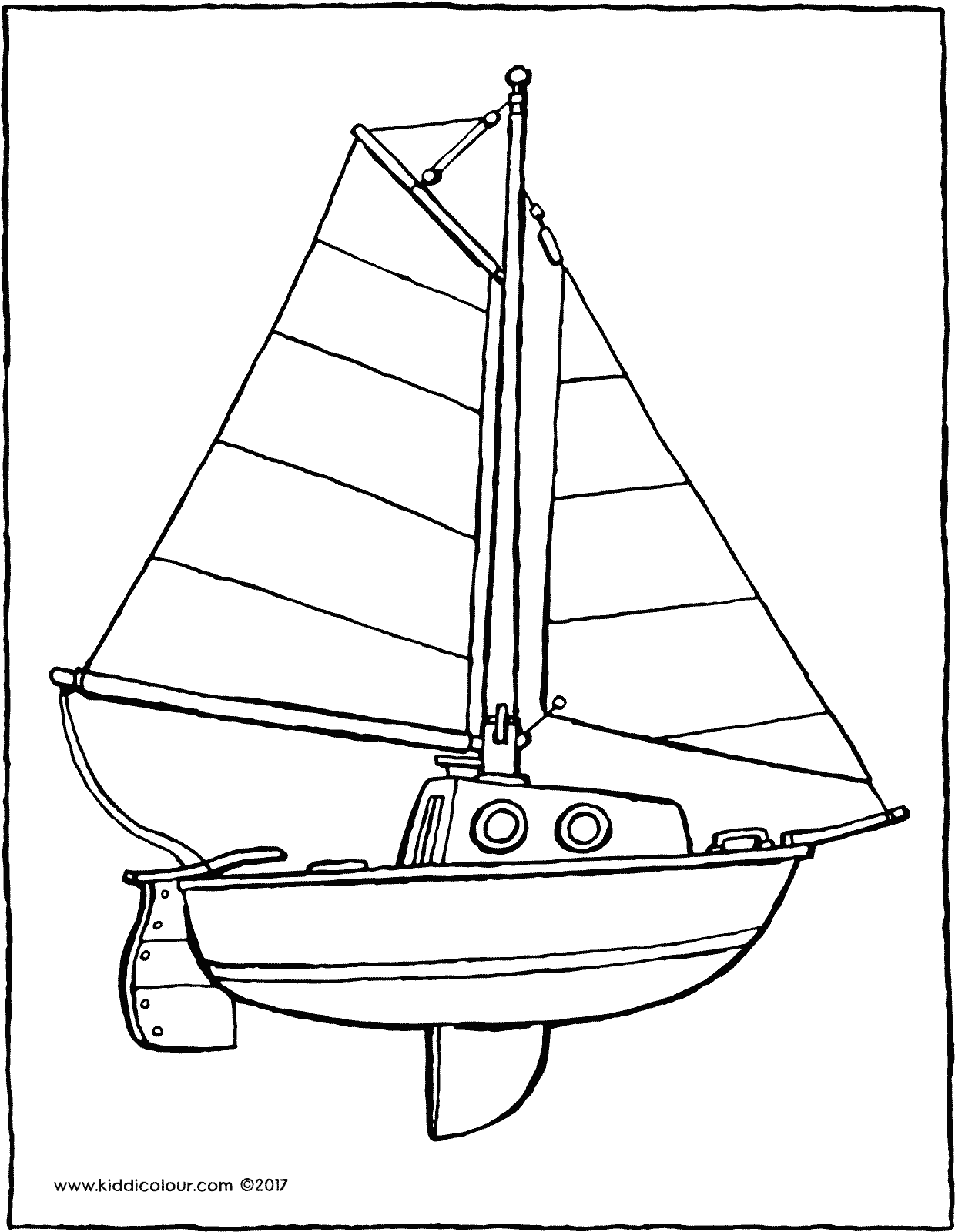 1240x1600 Sailboat