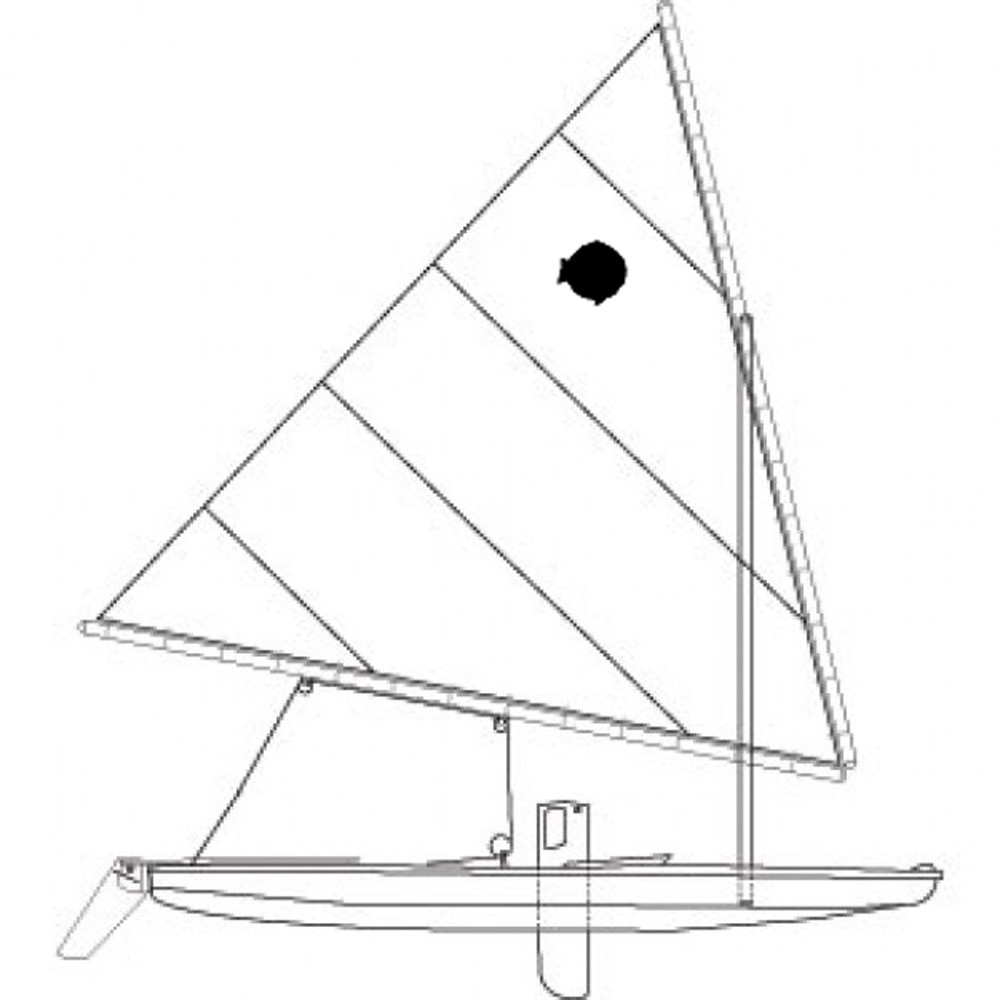 sailboat line drawing at getdrawings com