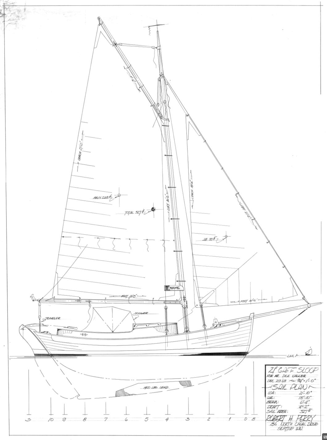 1060x1427 Robert H. Perry Yacht Designers, Inc. Robert H. Perry Biography