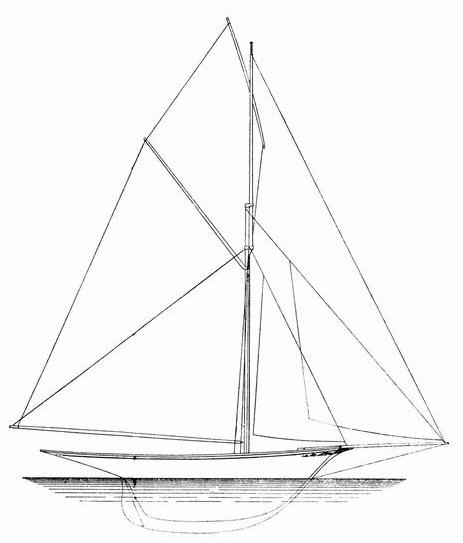 463x543 Sailboat Design Sailcraftblog