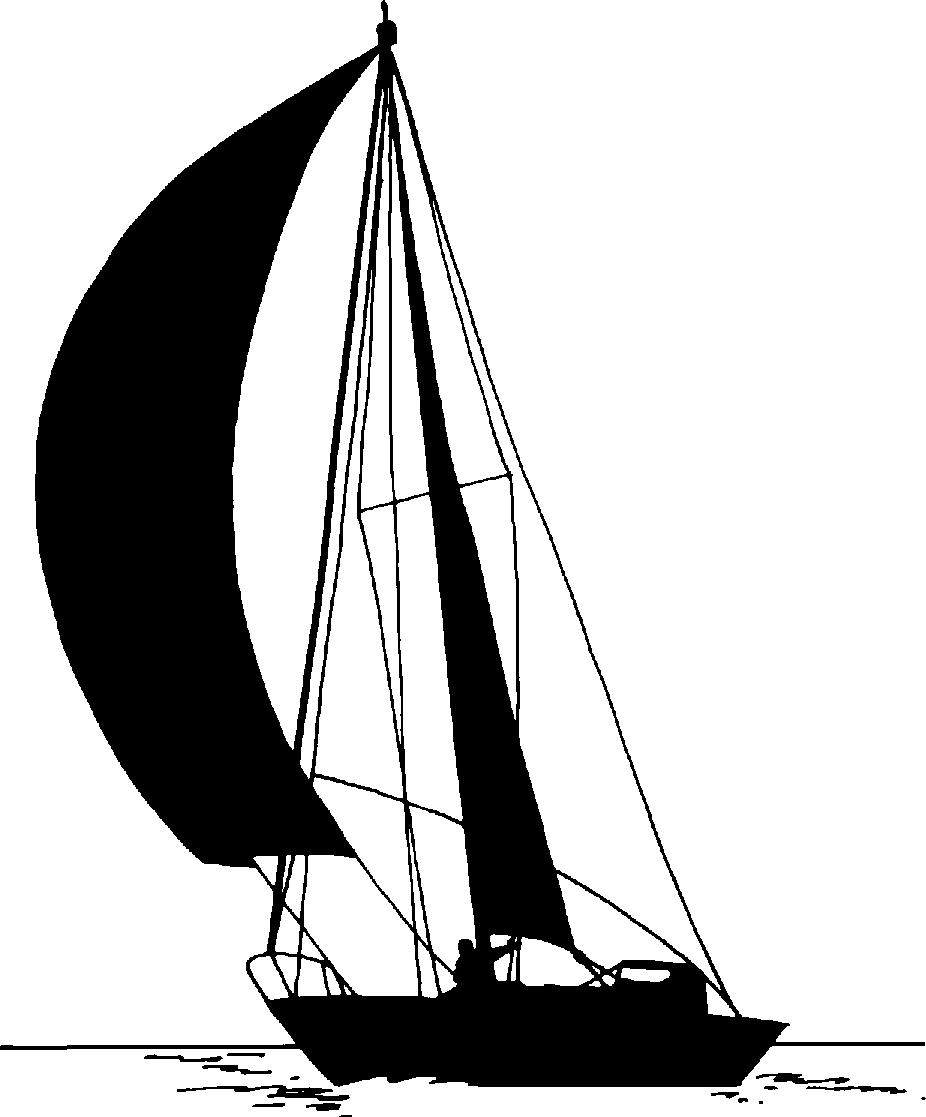 926x1117 Sail Boat Sihouettes Image Sailboat Png Art Sail