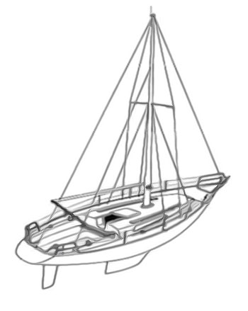 350x439 Parts Of A Sailing Yacht Sailing Crew Training And Yacht Deliveries