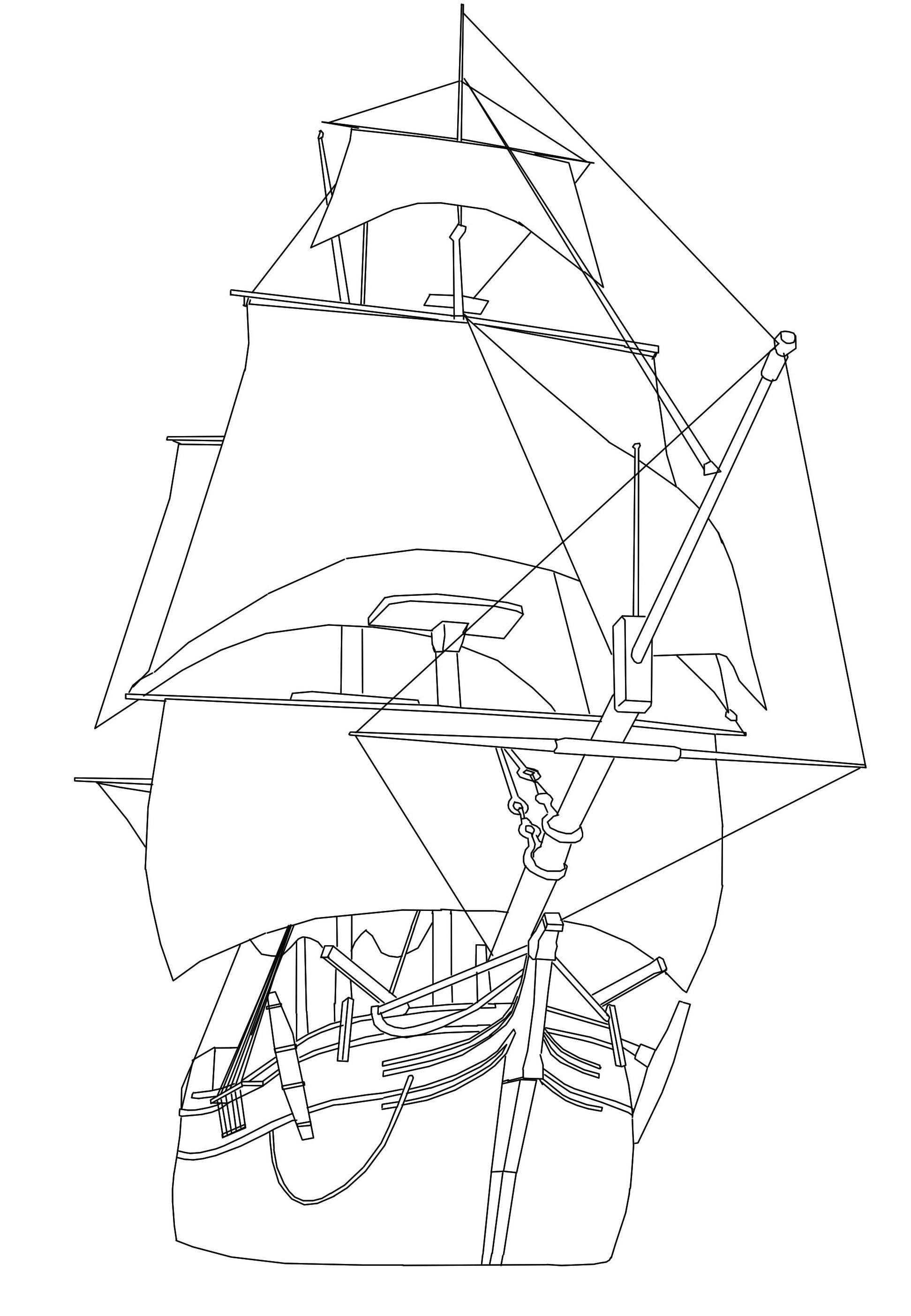 1943x2807 More Line Drawings For Everyday Andrewkellett94