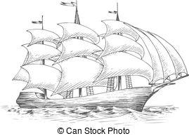 269x194 Sailing Ship Illustrations And Clip Art. 32,522 Sailing Ship