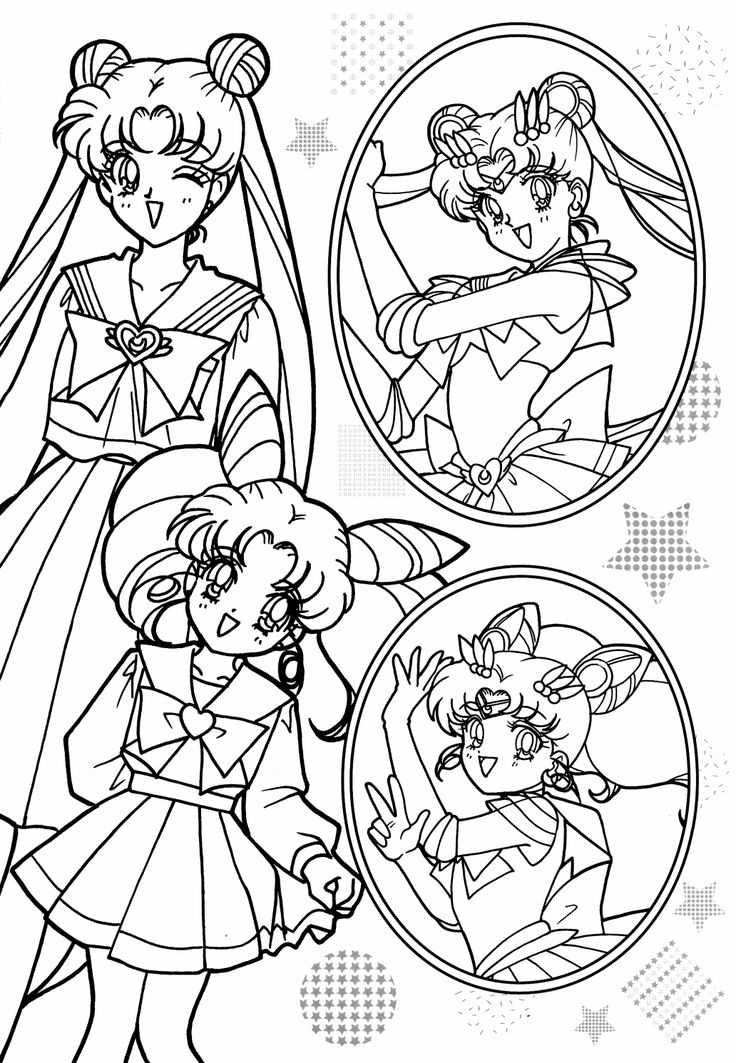 736x1063 Sailor Moon Coloring Book Good Sailor Moon Coloring Pages