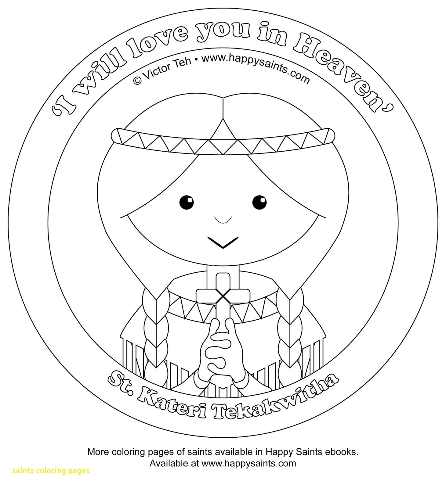1461x1600 saints coloring pages