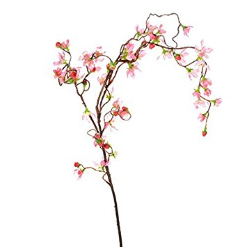 355x355 Floristrywarehouse Artificial Cherry Blossom Branch Weeping 110cm