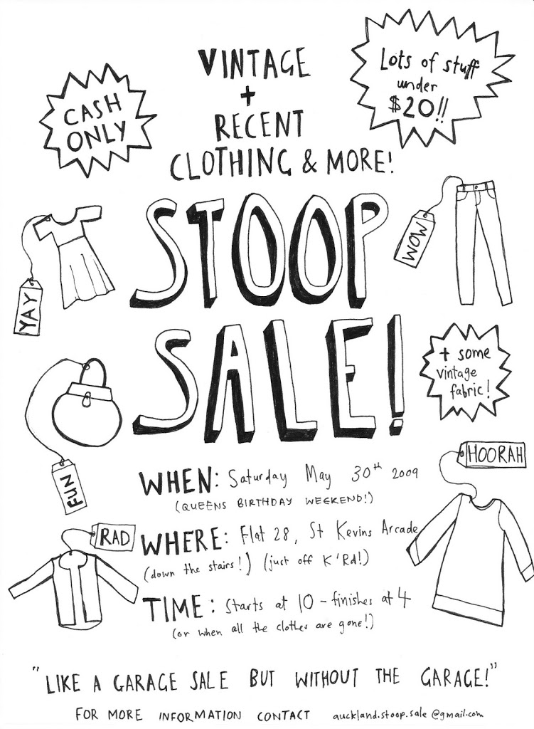 751x1024 540 Stoop Sale