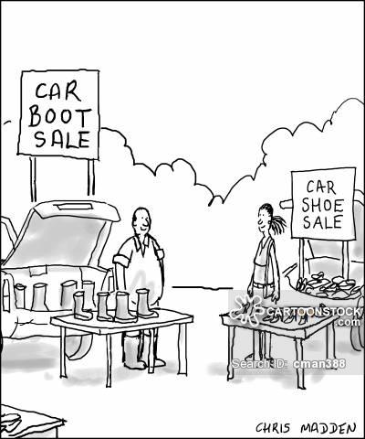 400x480 Shoe Sales Cartoons And Comics