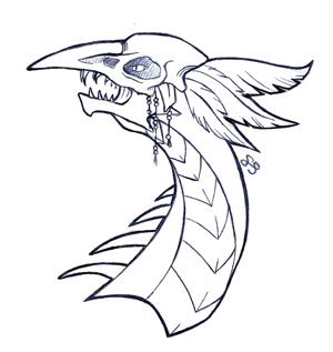 300x317 Song's Dragon Art Shop!~ [Open!] Art Sales Flight Rising