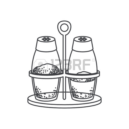 450x450 3,703 Salt Bottle Cliparts, Stock Vector And Royalty Free Salt