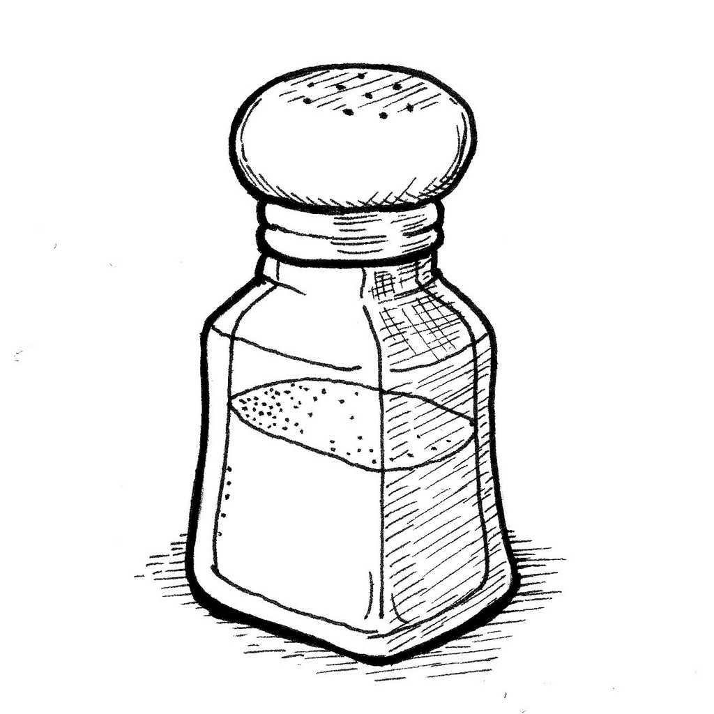 1024x1024 Salt Shaker Molly Lawless