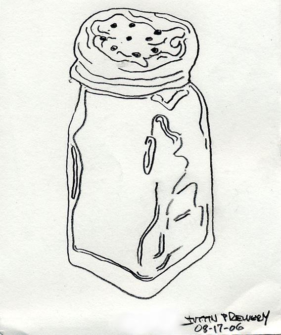 568x678 Salt Shaker 10,000 Bad Drawings