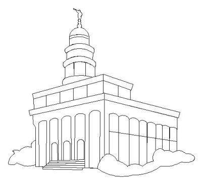 402x367 Lds Temples