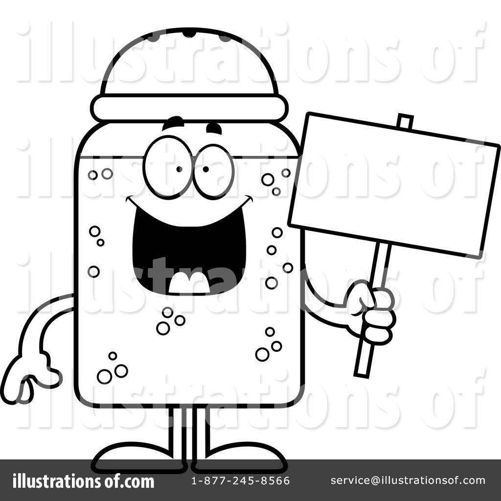 1024x1024 Salt Shaker Clipart