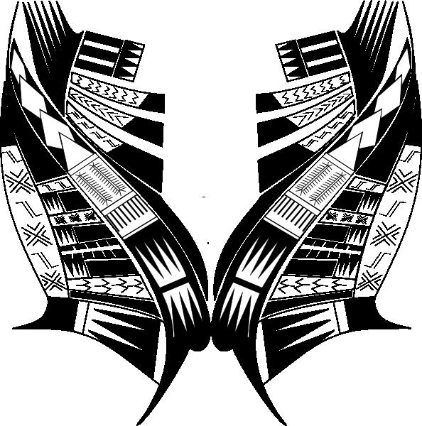 594x600 Samoa Clip Art