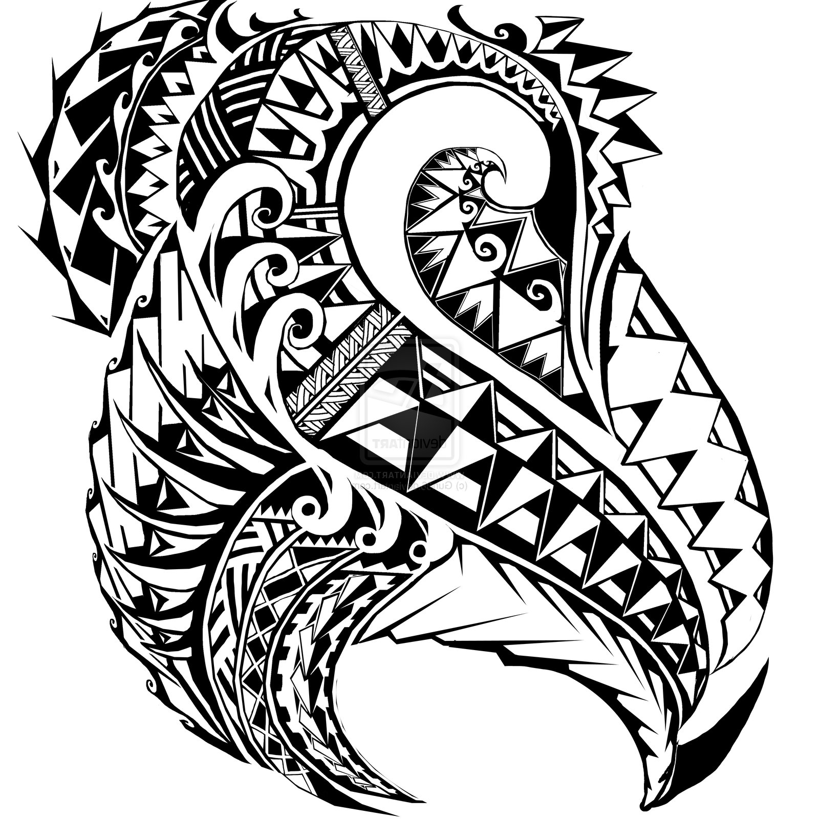 1600x1600 Samoan Flower Tattoo Designs Images About Tatoos