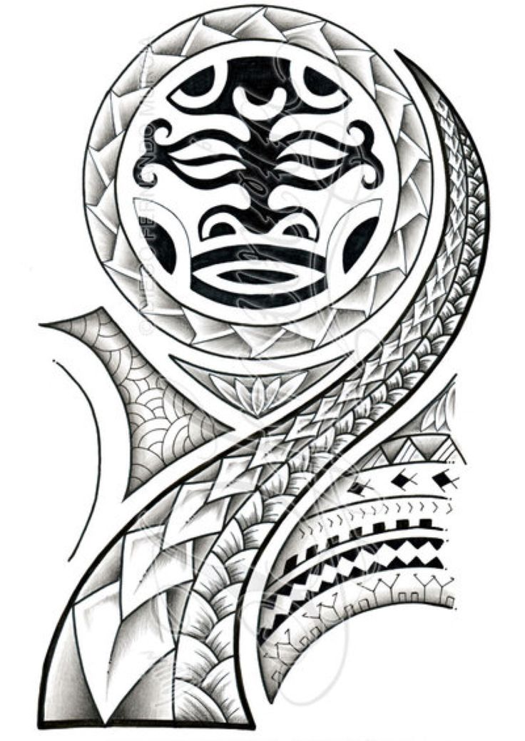 736x1039 30 Pictures Of Samoan Tattoos Samoan Tattoo, Tattoo Designs