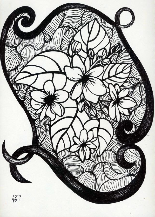 643x900 Sampaguita Tattoo