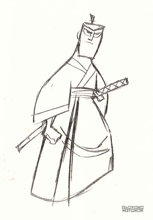500x718 Pin By Iva Olie On Samurai Jack Samurai Jack