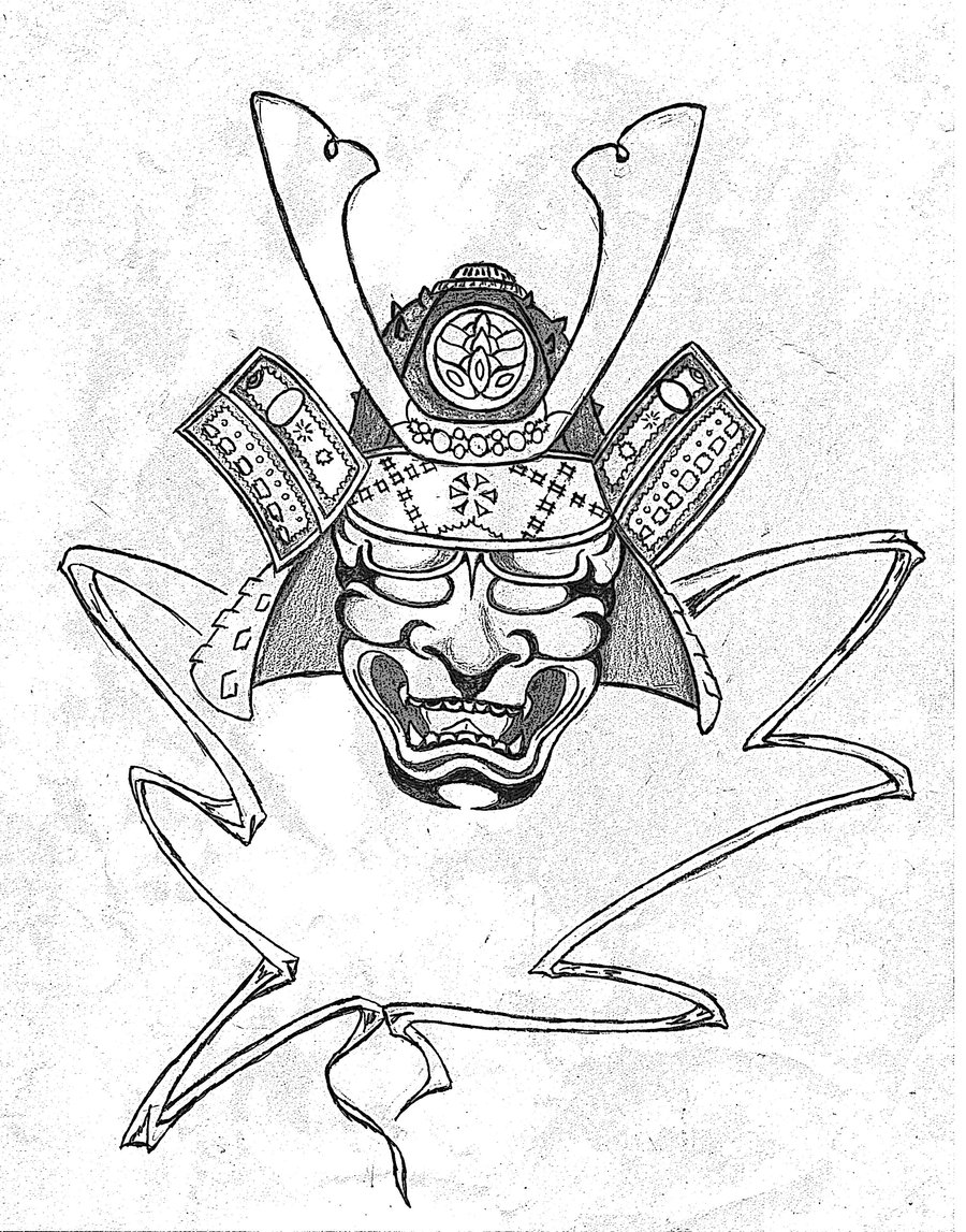 900x1147 Samurai Mask Designs Samurai Mask By Antsa00 Designs Interfaces