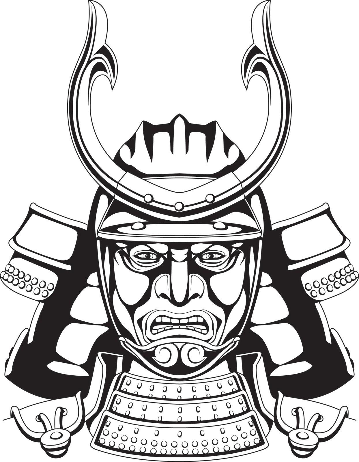 1244x1600 Mackenzie Stevens The Last Samurai Samuari Mask Tattoos
