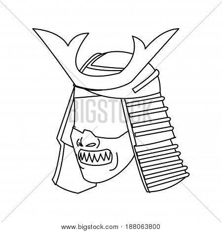 450x470 Mask Samurai Helmet Warrior Image Vector Amp Photo Bigstock