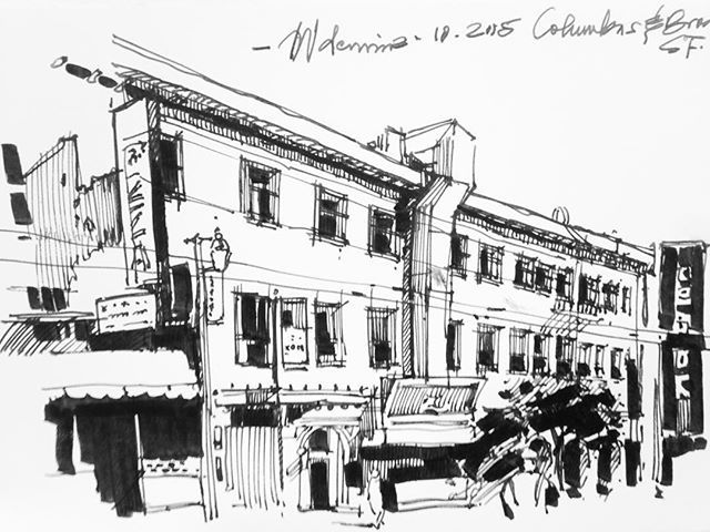 640x480 154 Best Urban Sketch Images On Architecture