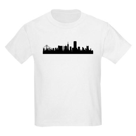 460x460 San Francisco Skyline Kid's Clothing San Francisco Skyline Kid'S