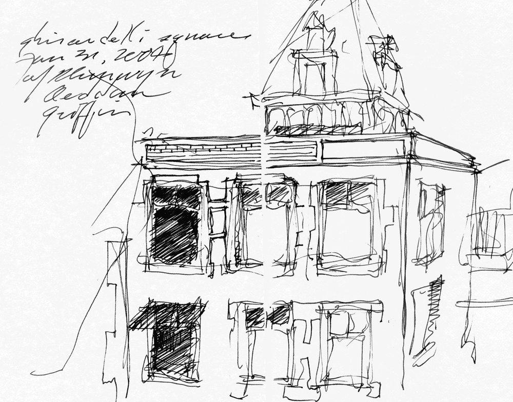 1000x784 Sketchbook R Gene House