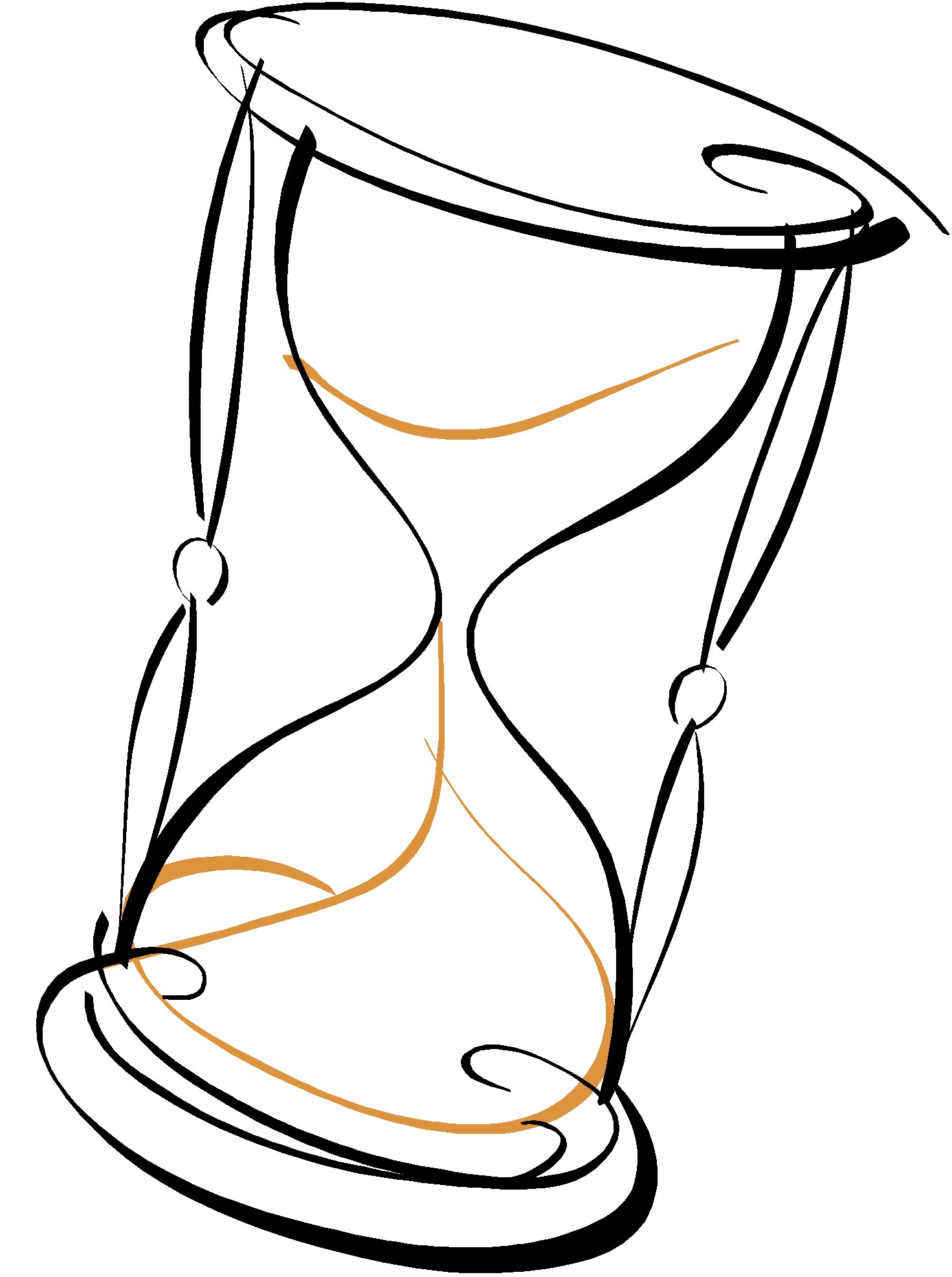 1471x1972 P.s. (What I Haven'T Said) Hourglass, Hourglass Drawing And Tattoo