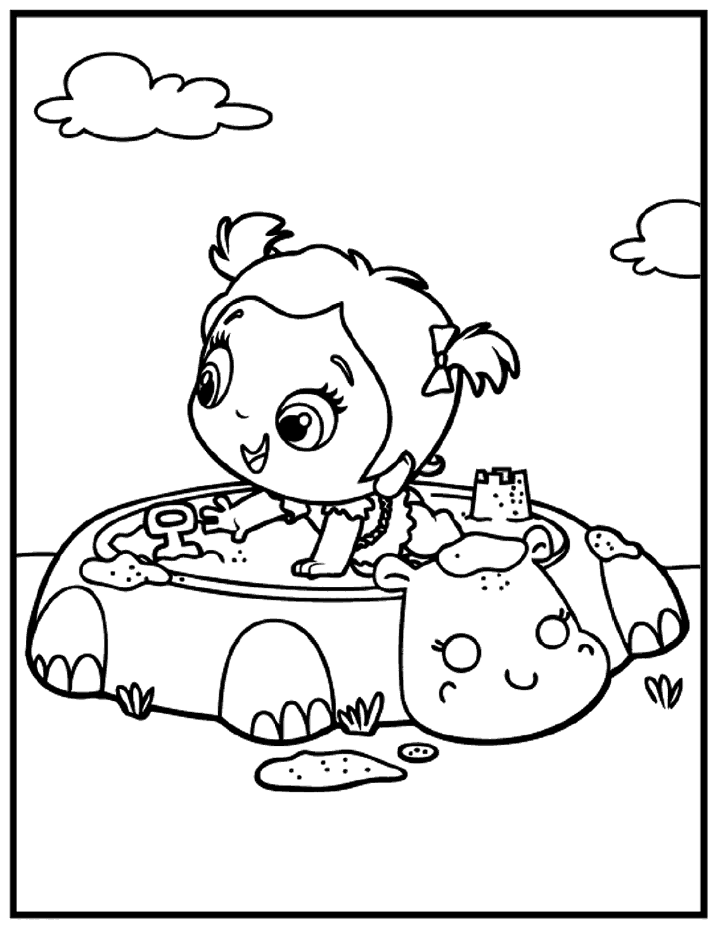Sandbox Drawing at GetDrawings.com | Free for personal use ...