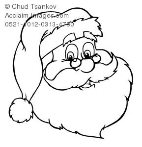 289x300 Cartoon Santa Claus Clipart Images And Stock Photos Acclaim Images