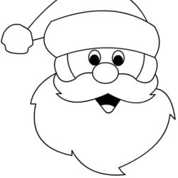 250x250 Santa Claus Drawing, Pencil, Sketch, Colorful, Realistic Art