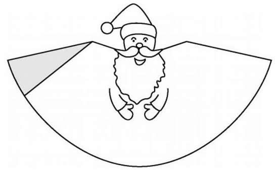 550x341 How To Craft Santa Claus