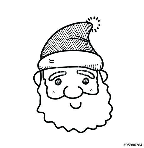 488x500 Santa Claus Drawing Coloured Drawing How To Make Santa Claus