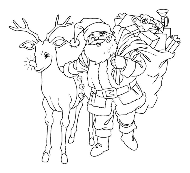 800x731 Drawing Of Santa Claus Many Interesting Cliparts