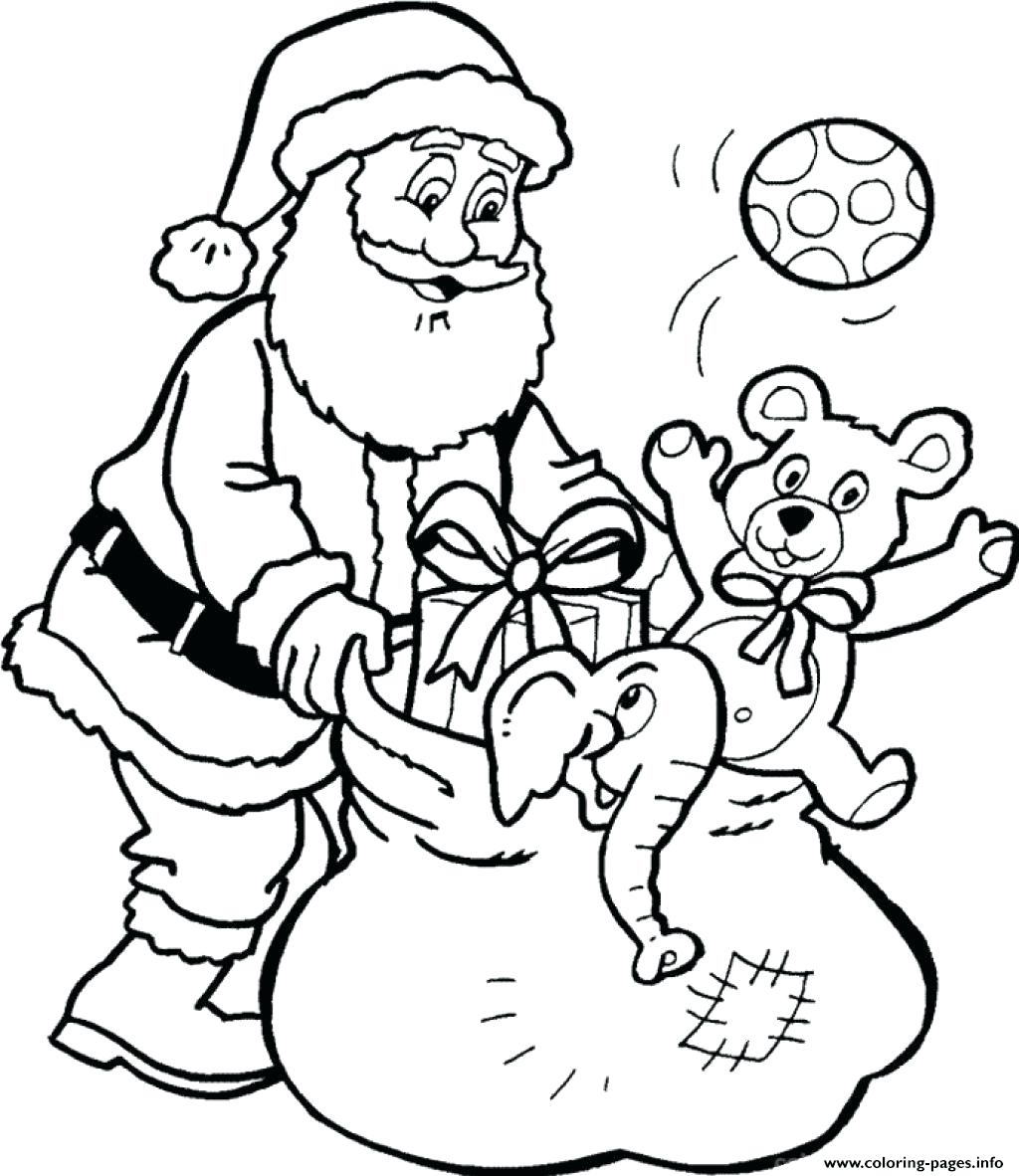 1024x1182 Coloring Santa Claus Pictures For Coloring