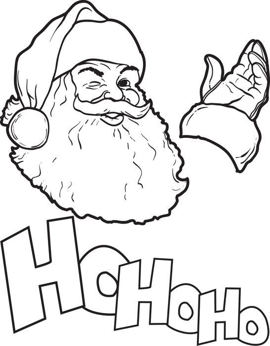 free printable santa santa claus pencil drawing at getdrawings com free for personal