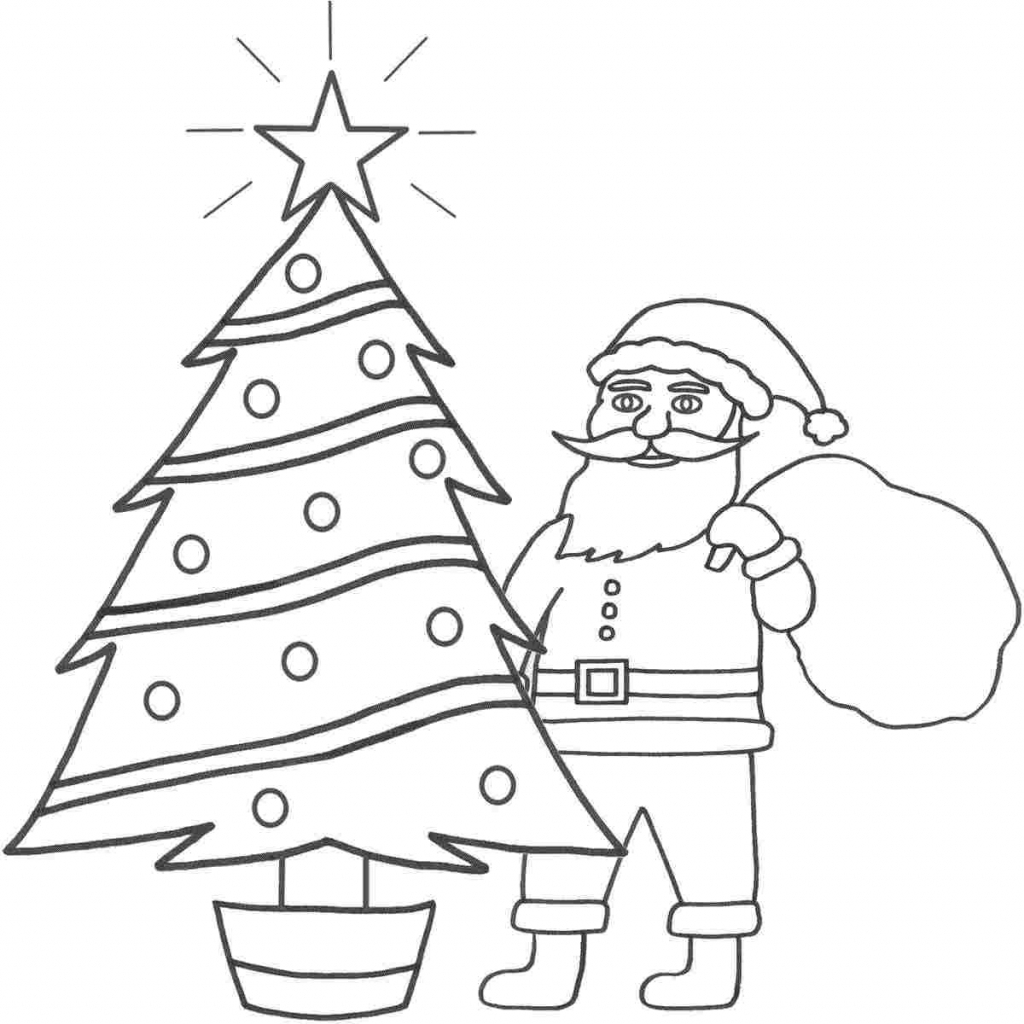 1024x1024 Best Santaclous Pencil Drowing Santa Claus Pencil Drawing