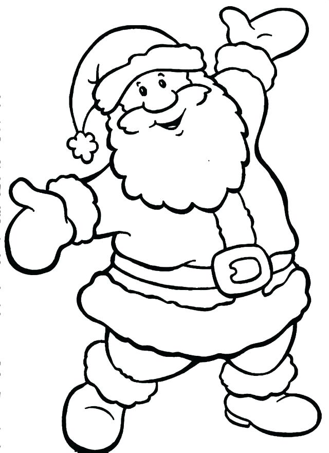 640x881 Santa In Sleigh Coloring Page Santa Claus On His Sleigh Coloring
