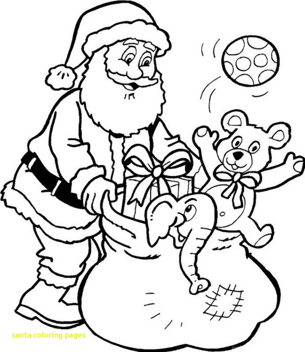 Santa Drawing Easy at GetDrawings.com | Free for personal use Santa ...