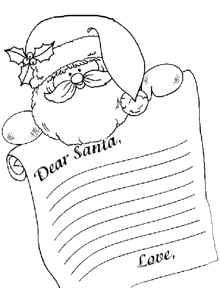 Santa Drawing Template at GetDrawings.com | Free for personal use ...