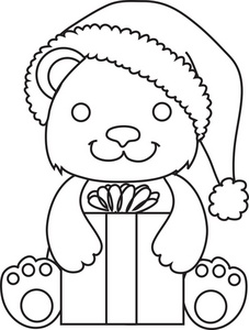 227x300 Free Coloring Page Clipart Image