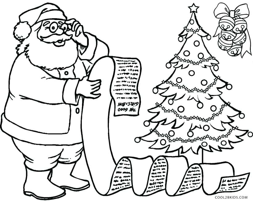 820x653 coloring page santa coloring pages coloring page santa workshop