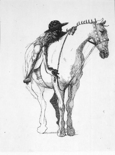 400x539 Sarah Raphael Drawings 1976 2001 Marlborough