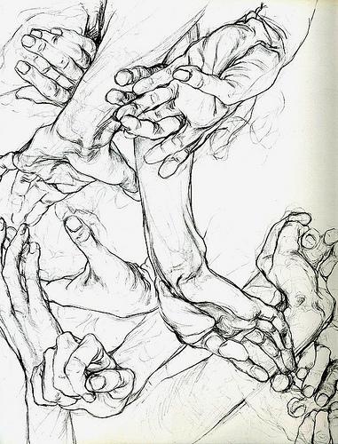 381x500 Sarah Simblet Drawings, Sketch Painting And Drawing Sketches